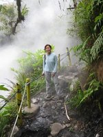 Air Panas (Hot Spring) on Gunung Gede