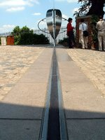 The one and only - Greenwich Meridian Line