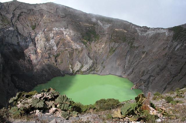 Irazu Volcano 2005