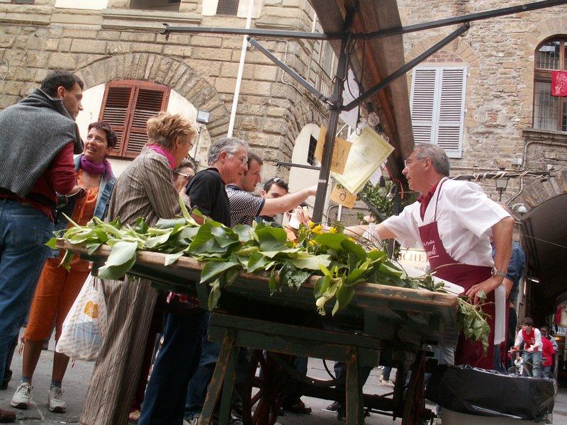 Florence, food market