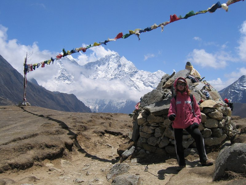 Himalaya...