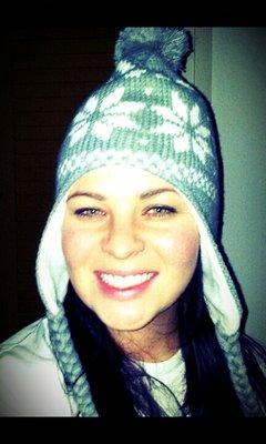 Me in my Swiss hat