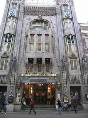 The Tuschinski Theatre