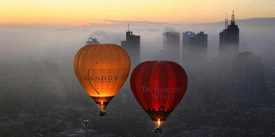 Melbourne Balloon flight