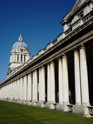 Historical buildings in Greenwich