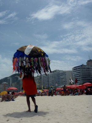 Very Brazil - bikinis for sale beachside!