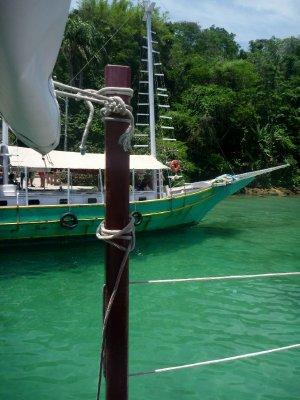 Cruising Brazil style