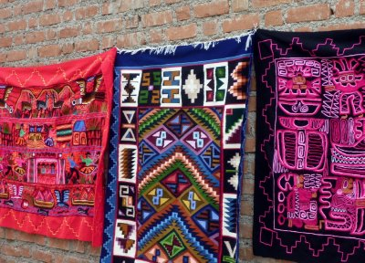 The colours of Peru