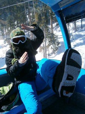 Snow Ninja