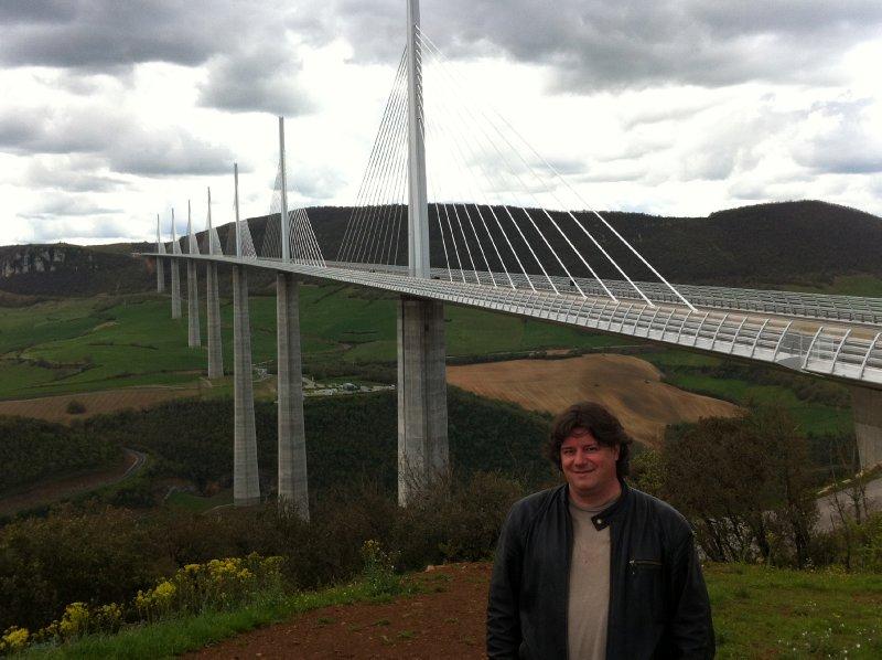 François et le pont