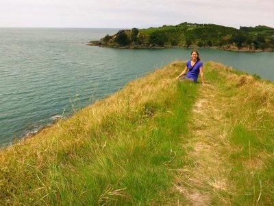 Hiking on Waiheke Island
