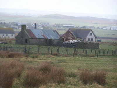 Crofter houses