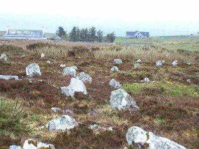 Hill O Many Stanes - Clyth
