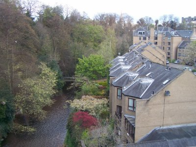 Rooftops of Dean Village