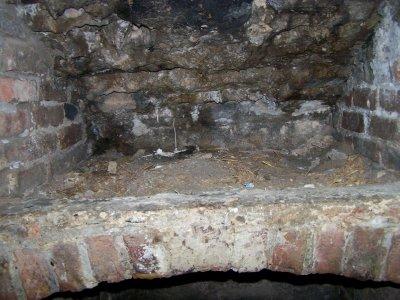 Underground vaults in Edinburgh