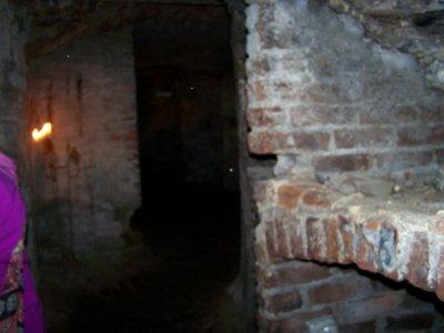 Edinburg underground vaults
