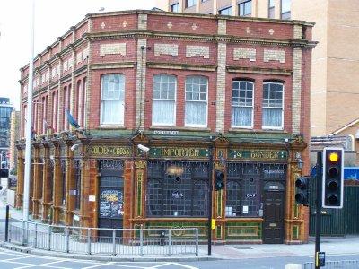 Heritage listed tavern