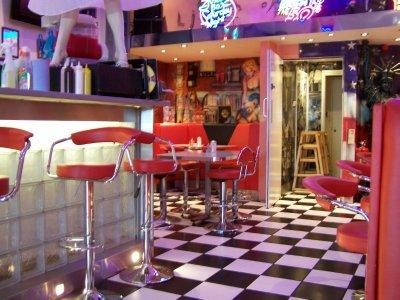 American Diner, Mermaid Quay
