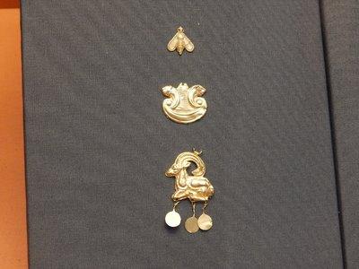Minoan Jewellery - British Museum
