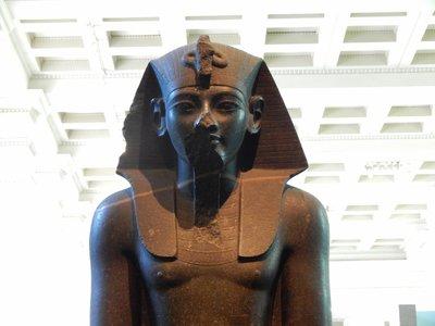 Egyptian Display - British Museum