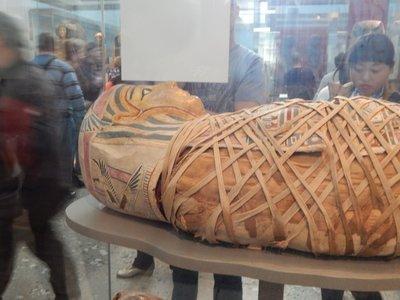 Mummy - British Museum