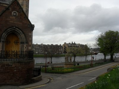 Inverness city - Ness River