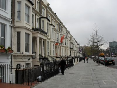 Cromwell Road - Earls Court