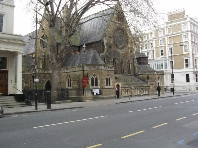 Church on Gloucester Road