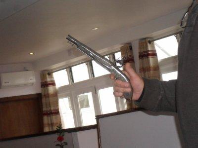 highland gun circa 1740