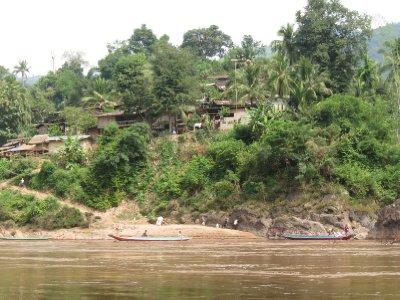 Life along the Nam Ou River