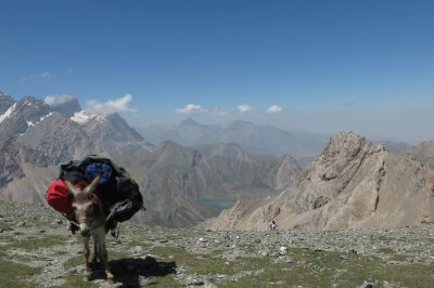 Alauddin Pass, 3,860m