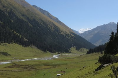 The Arashan Valley