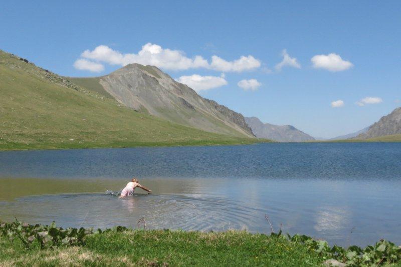 Dan makes a break for Dagestan