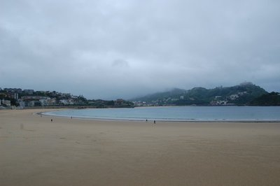 Miserable San Sebastian