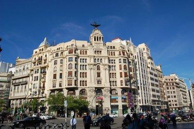 Valencian Streetscape