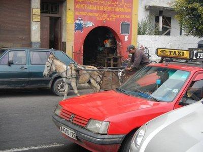 Casablanca Gridlock