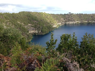 Blue Lake, Mount Gambier