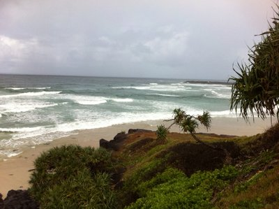 Waves at Ballina
