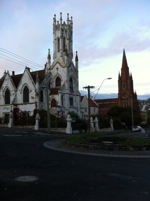 Launceston Churches