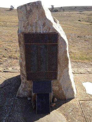 Hoffnungsthal monument