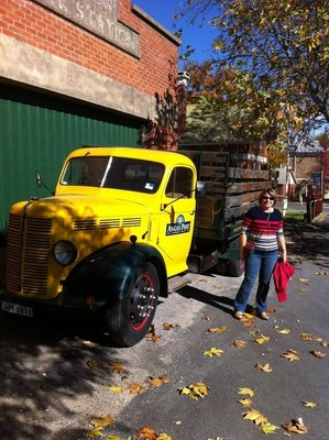 Angas Park truck