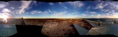 Shark bay panorama