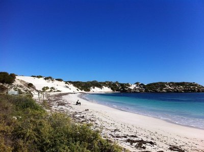 On the way to sand boarding, Jurien Bay, WA