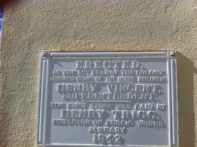 Lighthouse Plaque - Rottnest Island