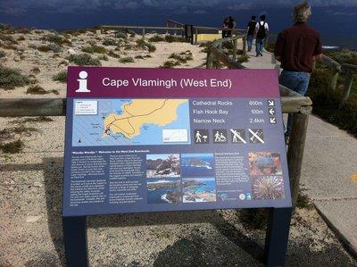 Cape Vlamingh - Rottnest Island