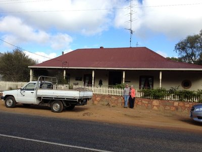 Helen and Tom Darling