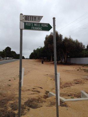 Betty Street
