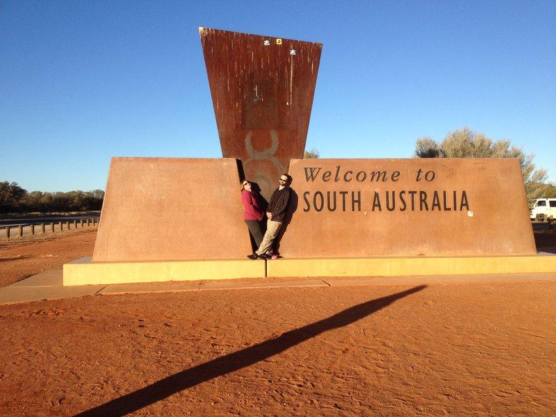 SA / NT border