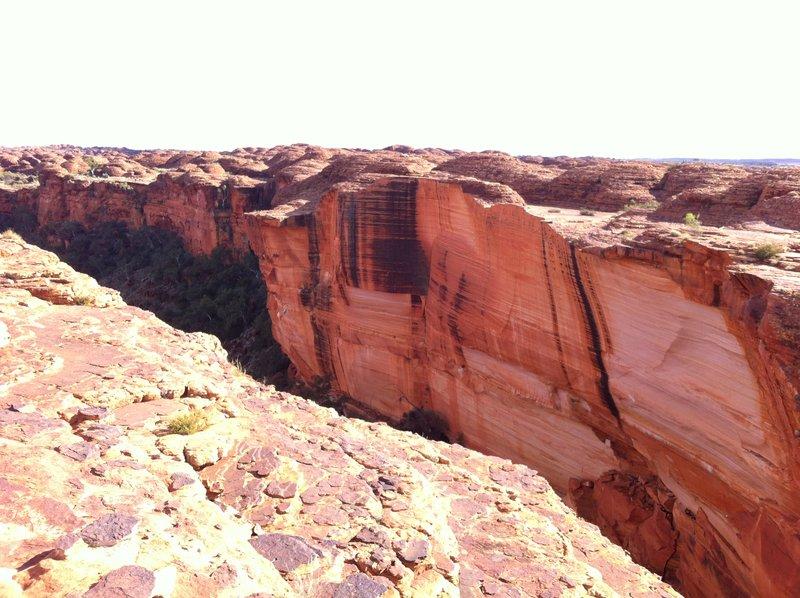 Cliffs, Kings Canyon
