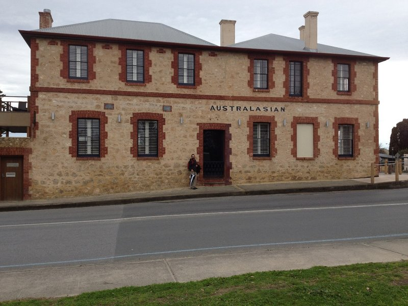 The Australasian in Goolwa SA
